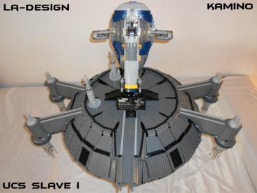 Bandai Slave  Build