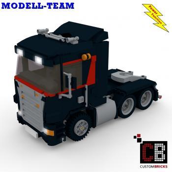 custom modell team lkw black - Versand Container Huser Plne Pdf