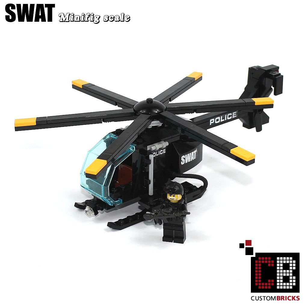 lego custom helicopter with Swat 37106 Hubschrauber De on AM General HMMWV also Custom 2Cpowers besides Avatar Sa2 Samson likewise Brickmania Vietnam War Kit Archive together with 14995509737.