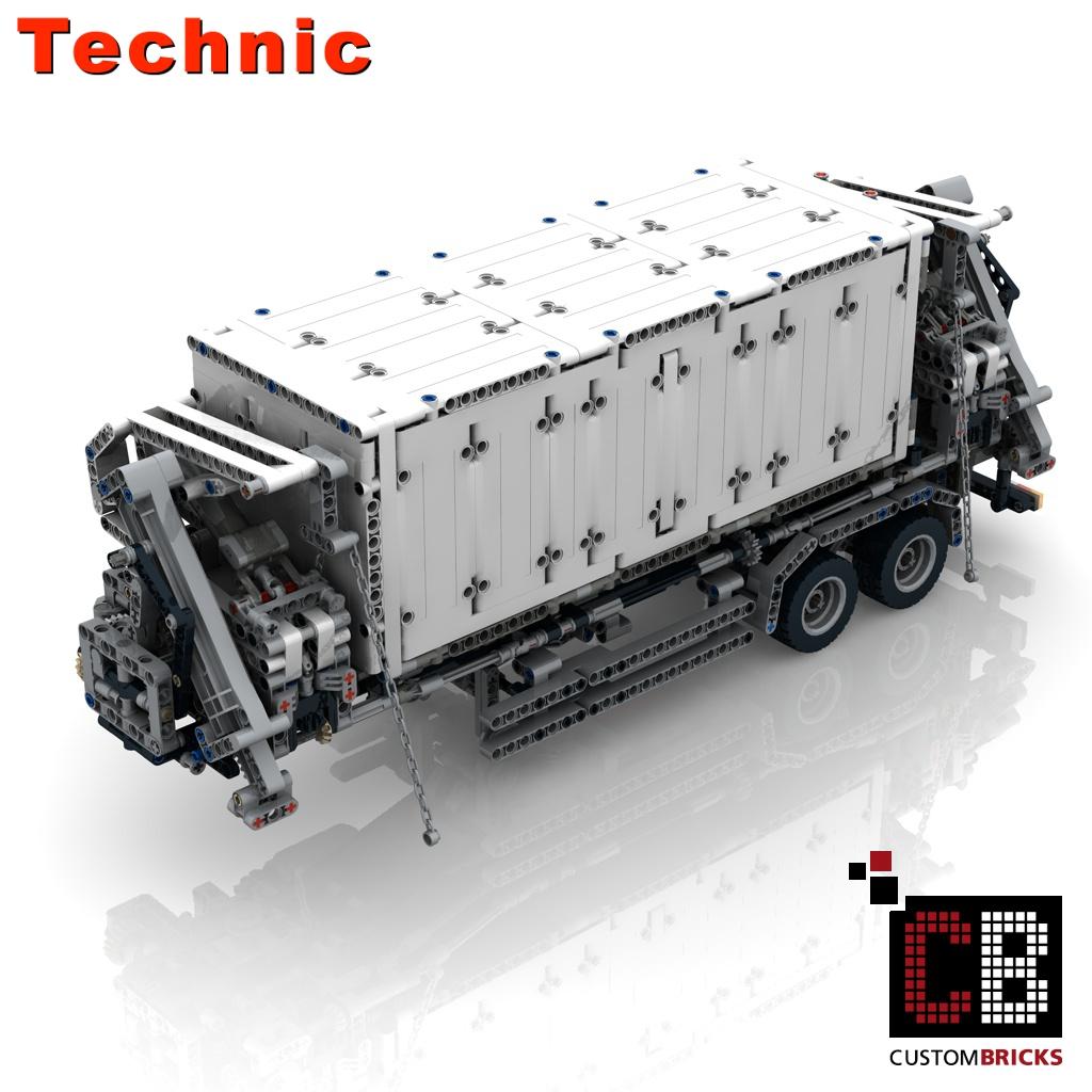 custom mack rc 20fu container anhnger - Versand Container Huser Plne Pdf