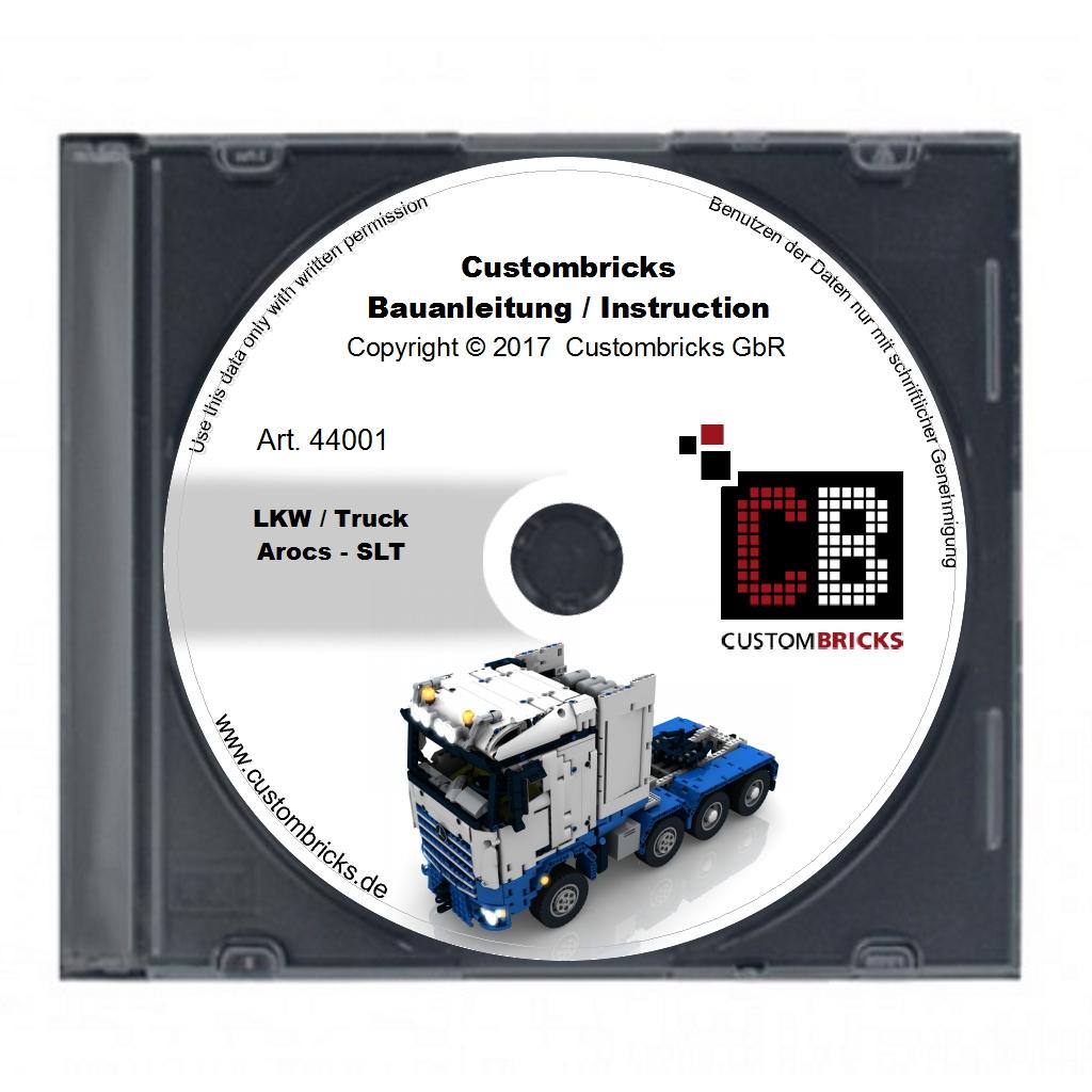 Instructions For Lego Technic Arocs 3245 Rc
