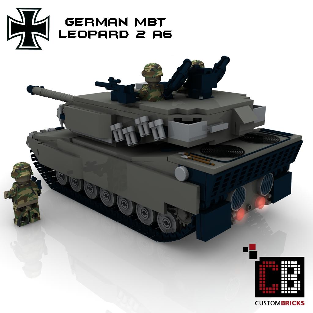 lego custom modern warfare bundeswehr. Black Bedroom Furniture Sets. Home Design Ideas