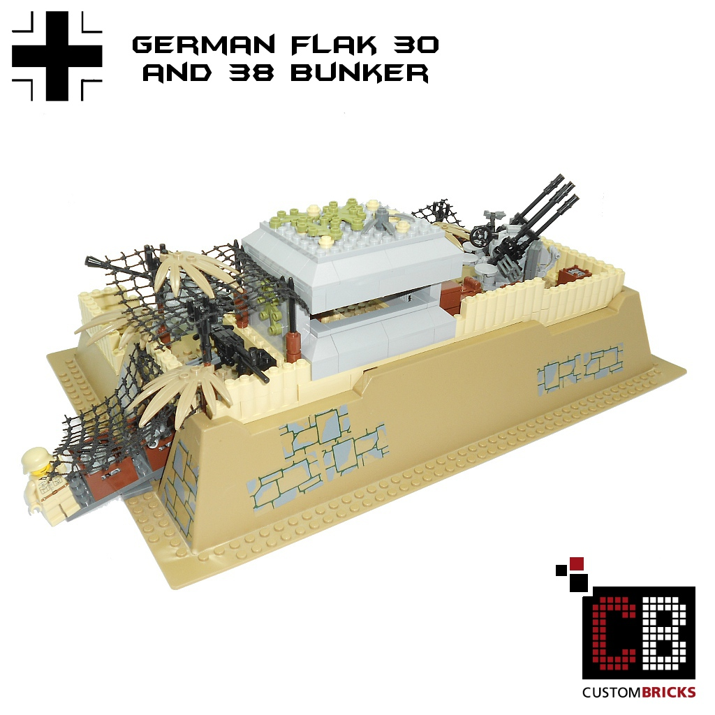 Lego Ww How To Build A Lego German Soldier