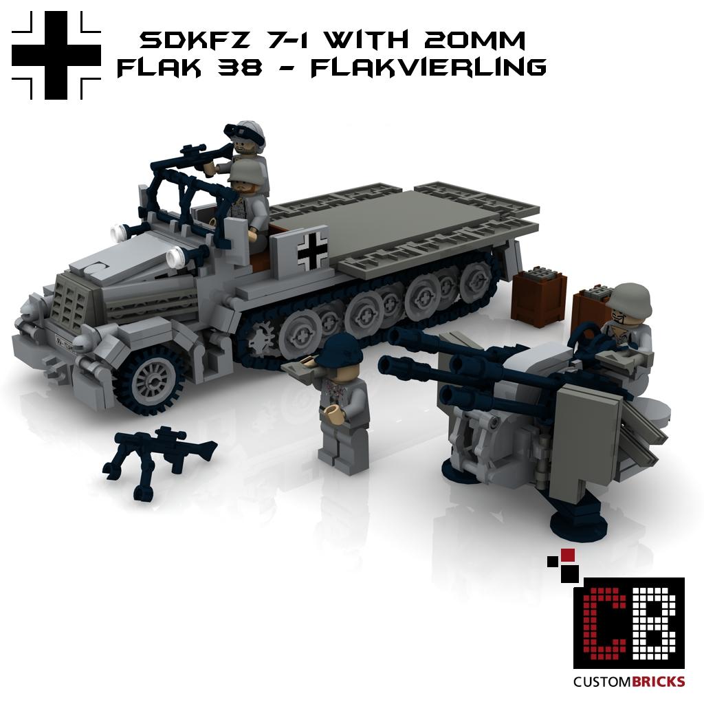 lego ww2 vehicles instructions