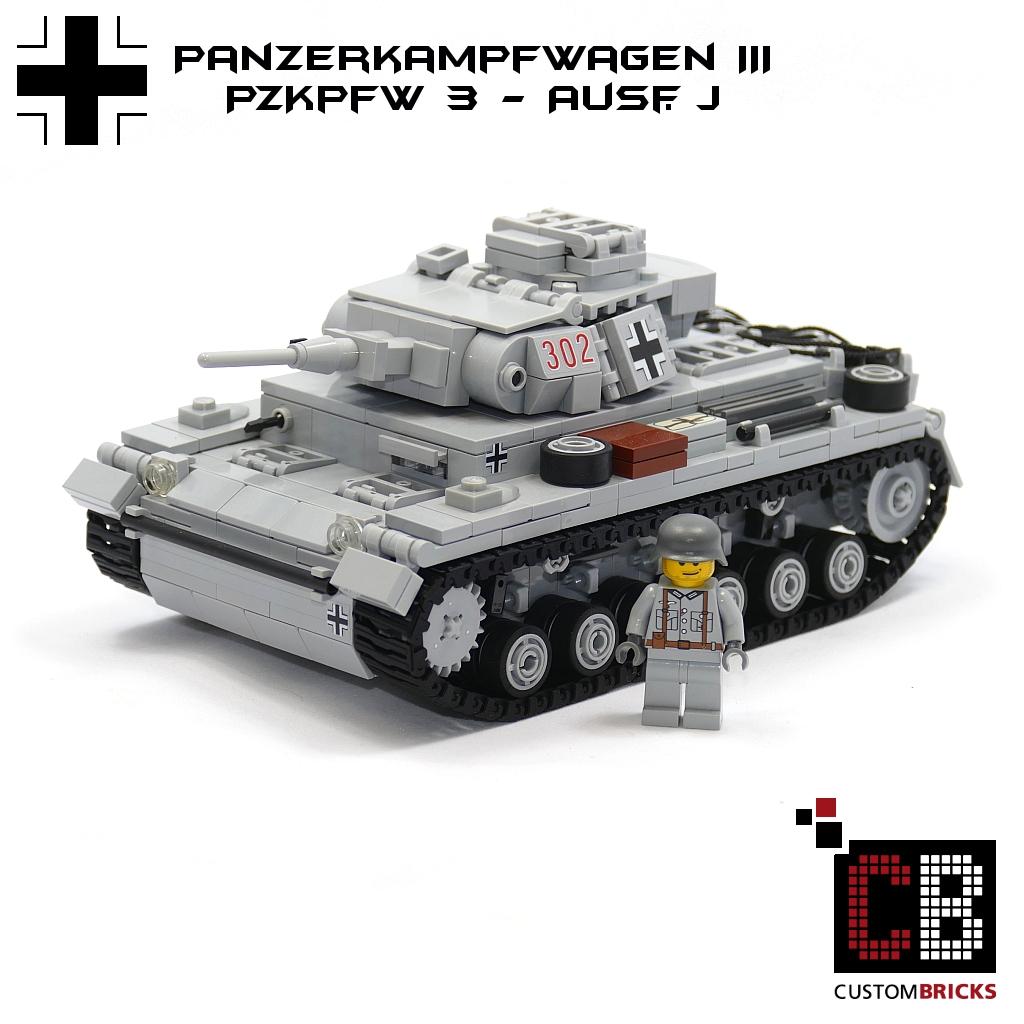Lego Ww How To Build