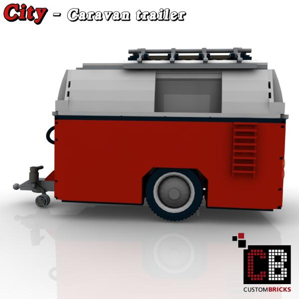 lego city camper trailer instructions