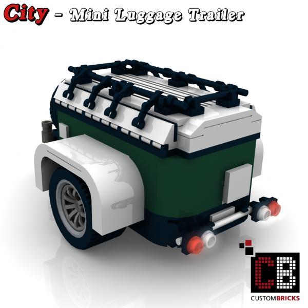 lego vw camper trailer instructions