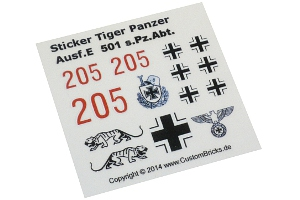 Sticker/Decals  WW2 S=1:32