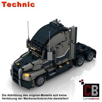 Custom 42078 MACK - RC modification parts