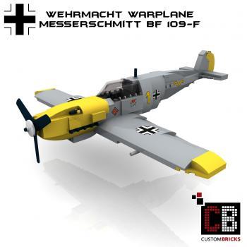 Custombricksde Custom Sticker Decals Flugzeug Airplane Warplane