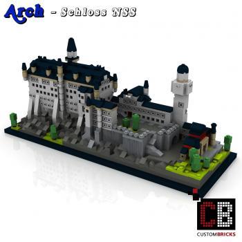 Custombricks Lego Custom Bauanleitungen Instructions