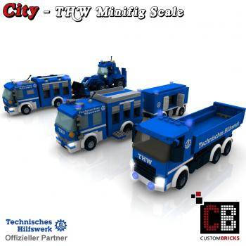 Custom THW Models - Set Instructions