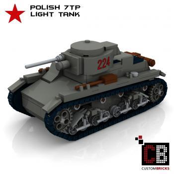 CUSTOMBRICKS de - Allied Tanks