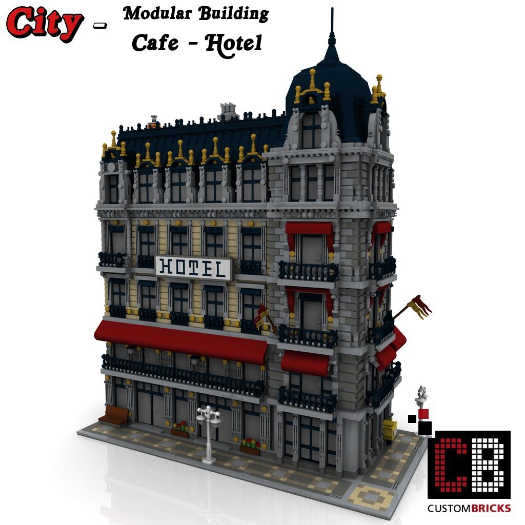 Building Instruction Lego Moc