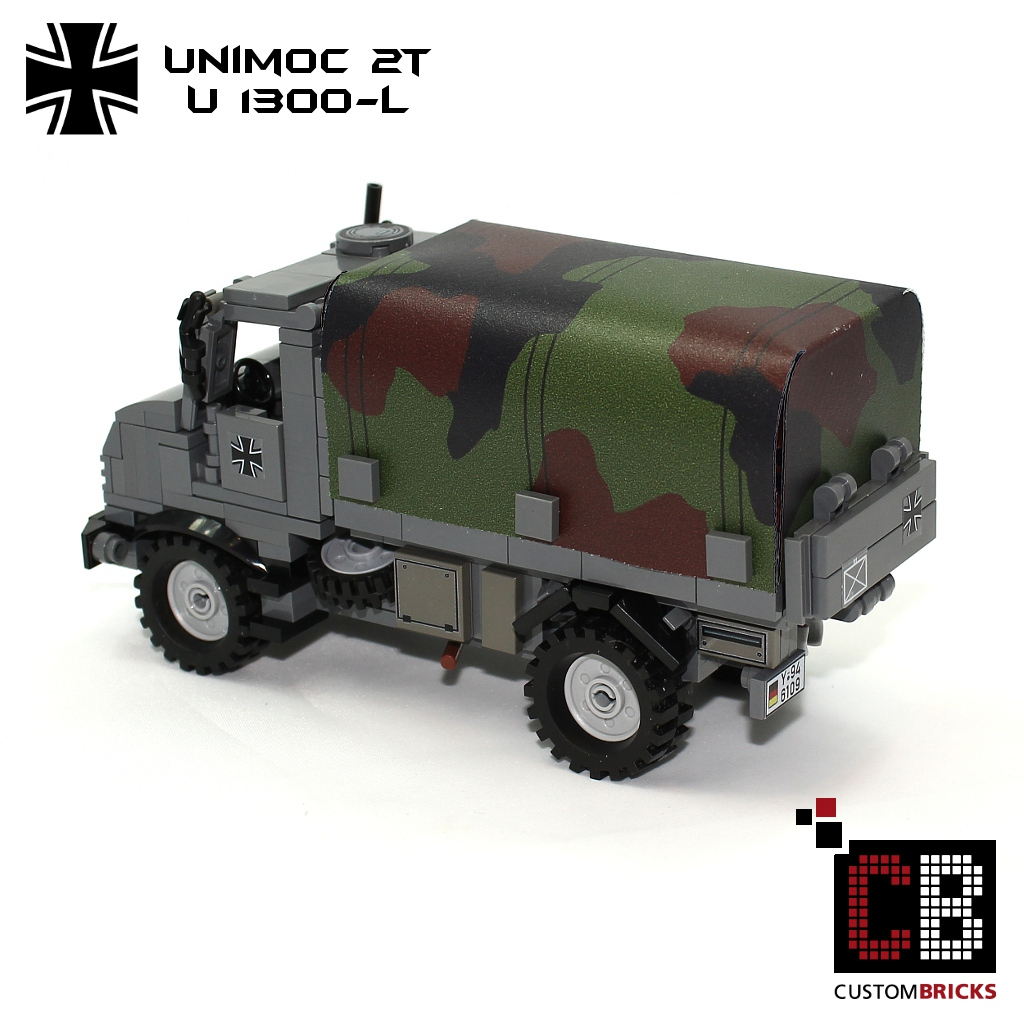 6f92d4223bdc CUSTOMBRICKS.de - LEGO Custom MOC deutsche Bundeswehr german Army ...