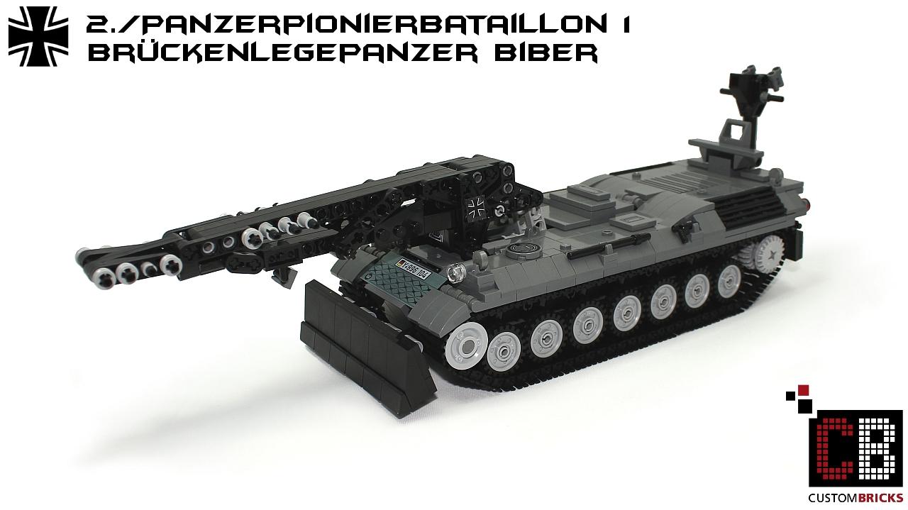 Bundeswehr Lego