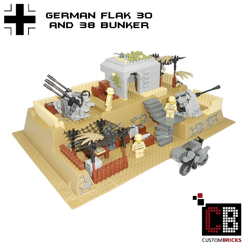 CUSTOMBRICKS.de - CUSTOM-WW2-LEGO WW2 WWII Wehrmacht ...