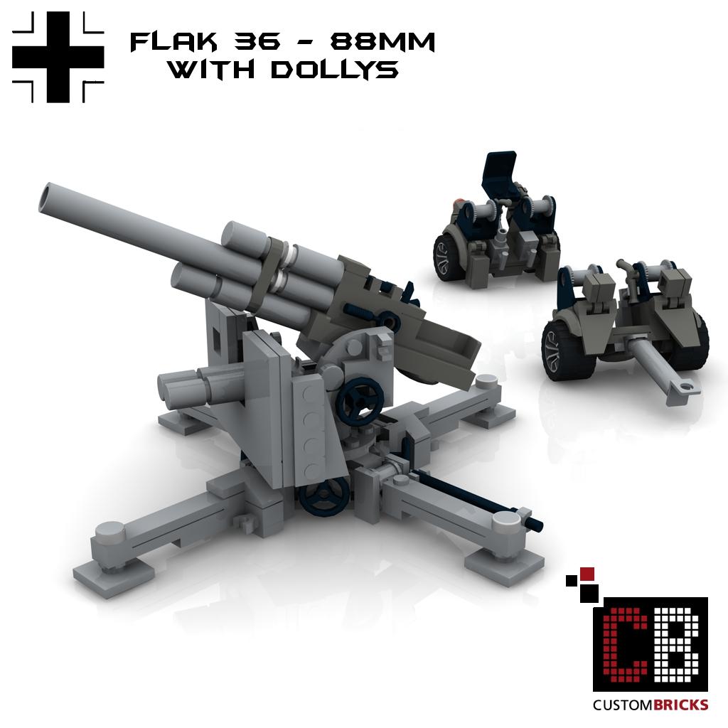 How To Build A Lego Sniper
